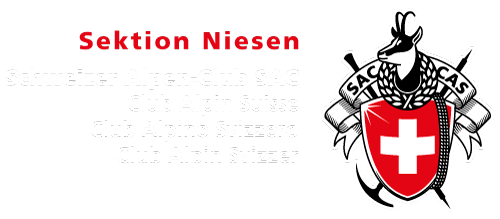 Logo SAC Sektion Niesen